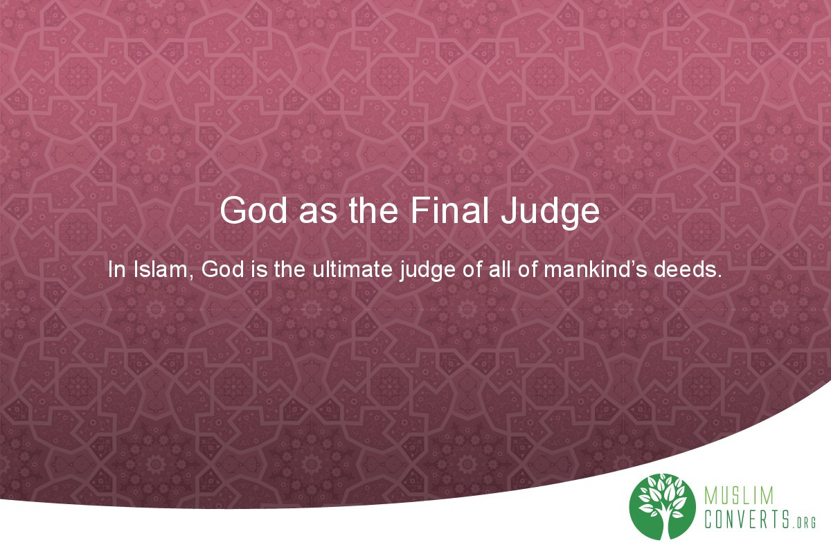 god-as-the-final-judge