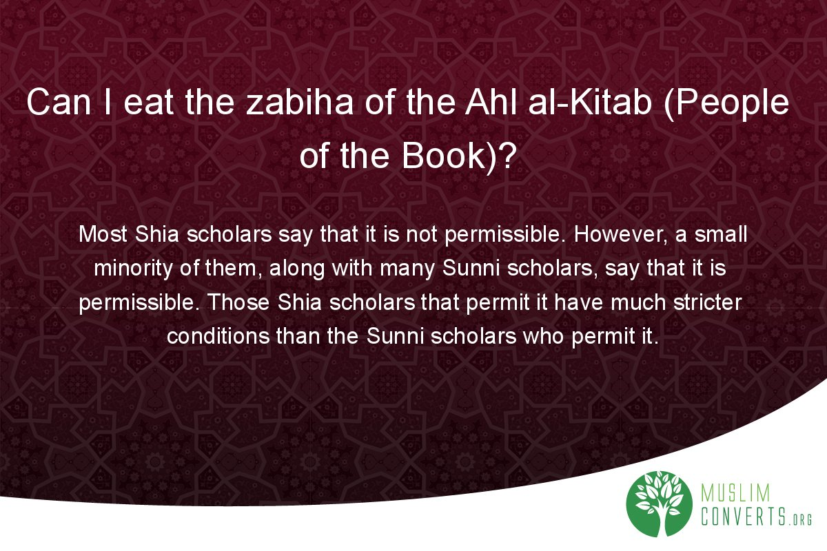 can-i-eat-the-zabiha-of-the-ahl-al-kitab-people-of-the-book