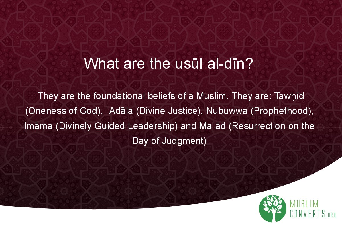 what-are-the-usul-al-din