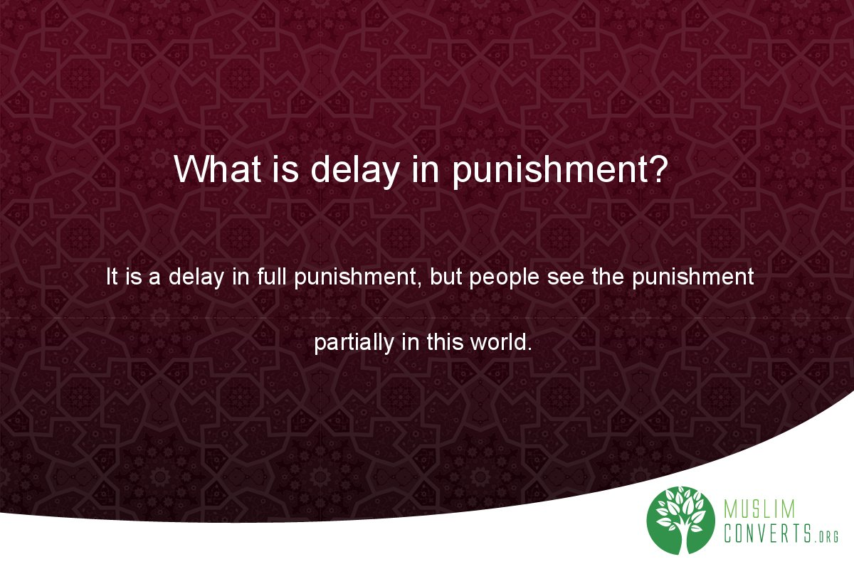 what-is-delay-in-punishment