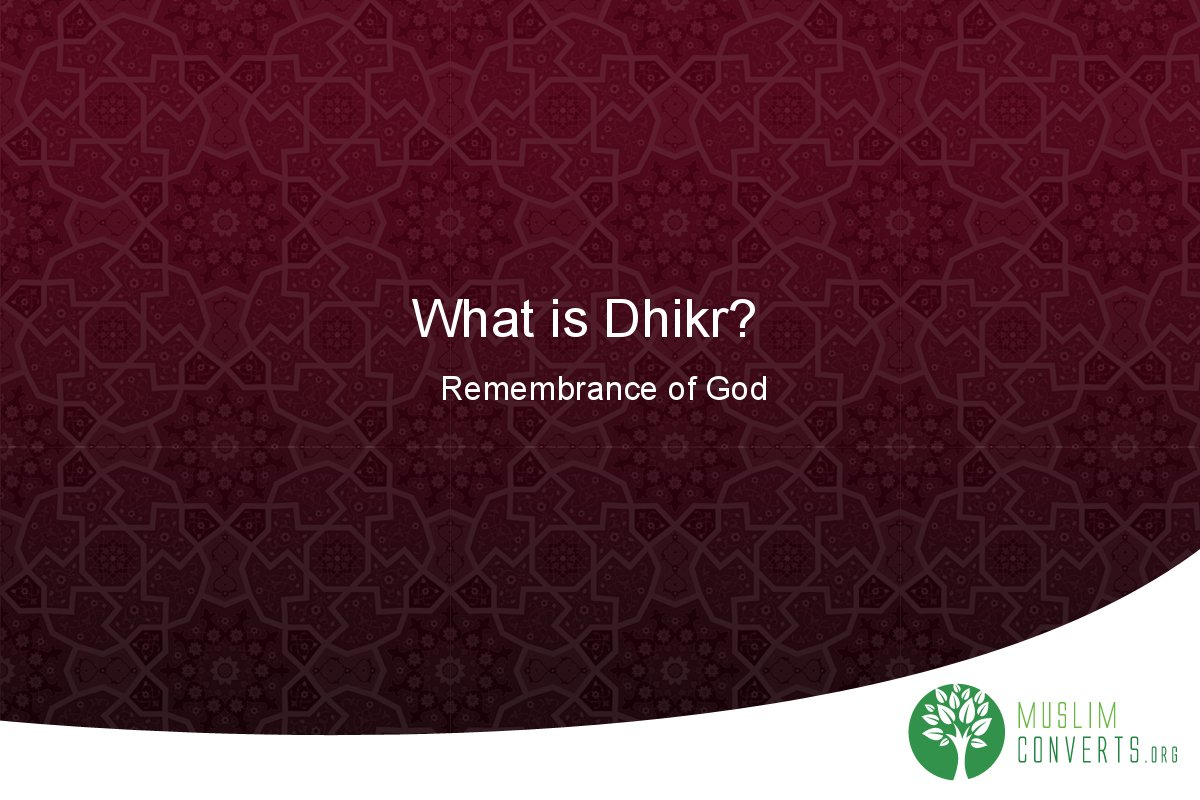 what-is-dhikr