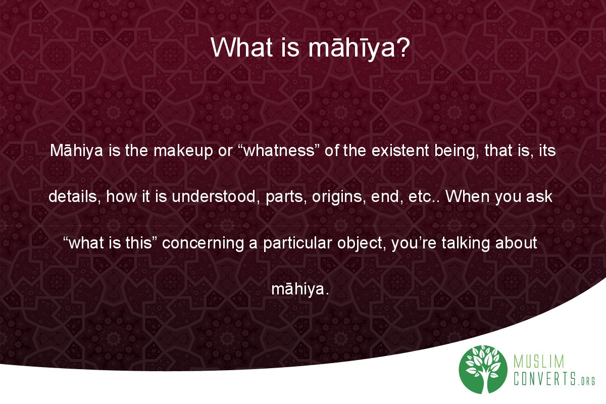 what-is-mahiya