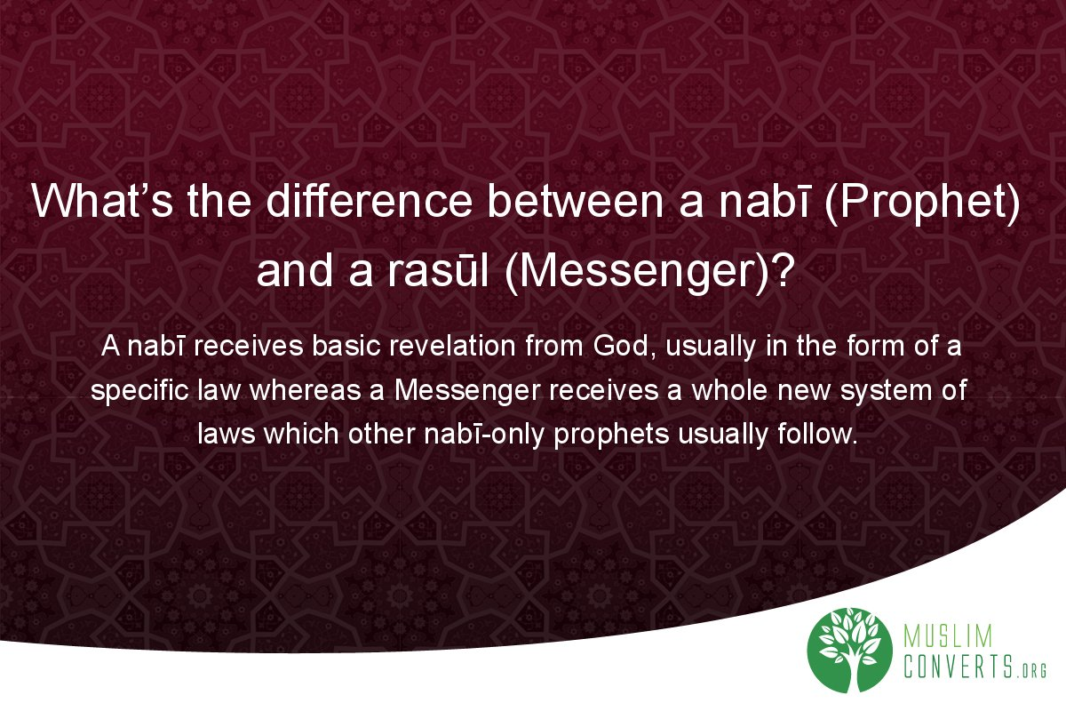 what-s-the-difference-between-a-nabi-prophet-and-a-rasul-messenger